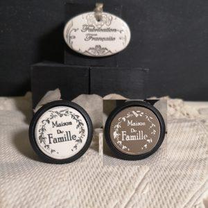 Bouton-poignee-meuble-button-handle-tiroir-porte-artisanal-original-pub-cuisine-chambre-maison-de-famille-presentation-bois-noir