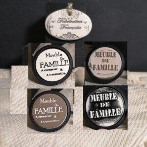bouton-poignee-meuble-button-handle-tiroir-porte-artisanal-original-pub-cuisine-Famille-chambre-presentation-couleur-bois-noir